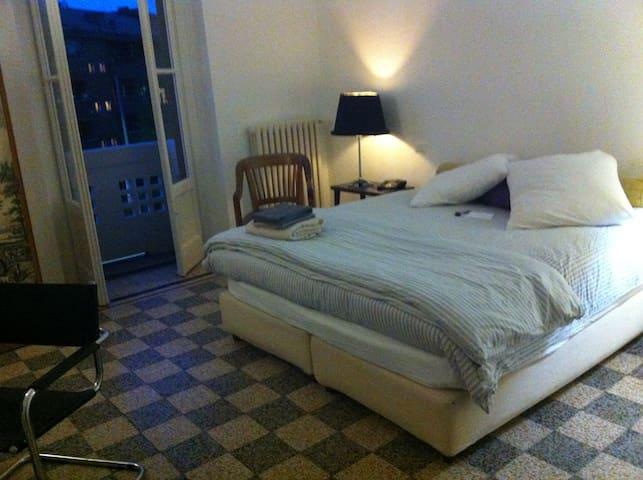La stanza di MAC MAHON  111