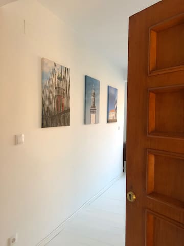 Cucada de apartamento en la calle Tetuán