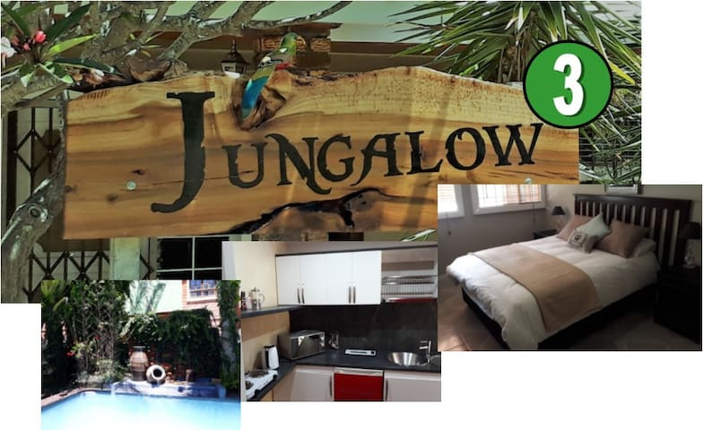 Jungalow 3 - S/C for 2 (or 4 on request)