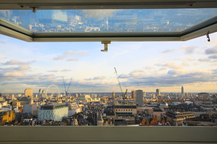 Apartment Soho- Piccadilly Circus AMAZING VIEWS