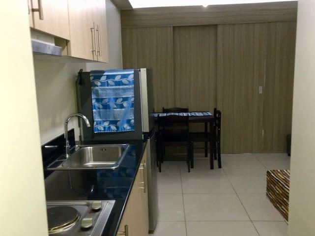 Condominium unit at Roxas Blvd, Pasay City
