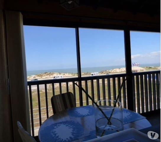 Appartement vue sur l'océan à 50 m de la plage - Soulac-sur-Mer - Apartamento