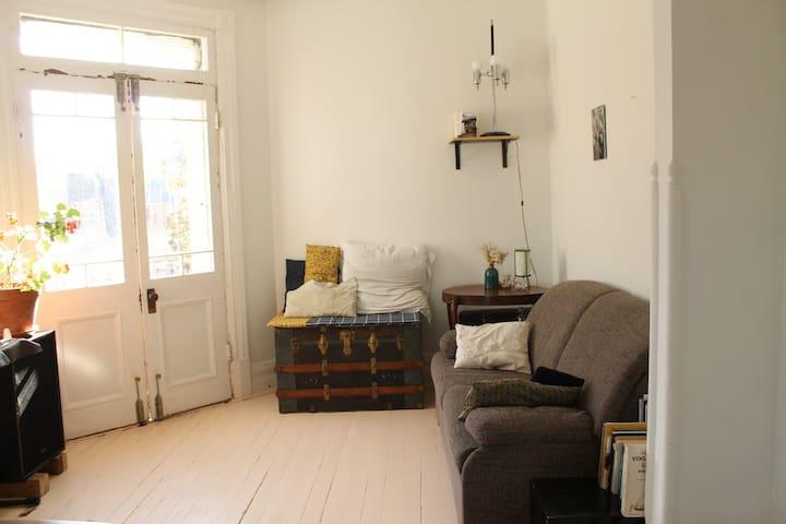 Appartement calme et lumineux dans centre sud