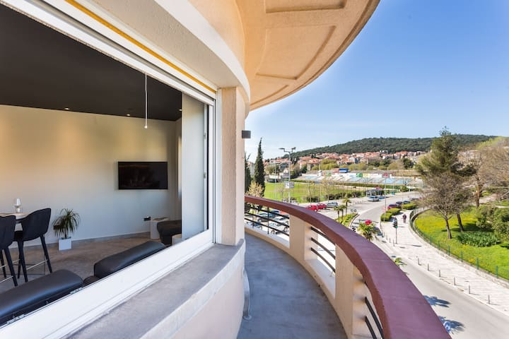Luxury apartment Cityview in the Center of Split.