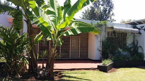 Banana House, Shanty Town Moshi