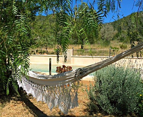 Bohemian Artist House in the Rural North of Ibiza - Sant Joan de Labritja