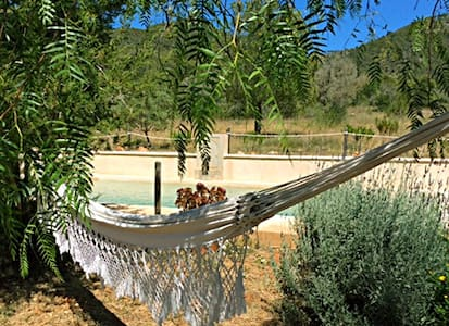 Bohemian Artist House in the Rural North of Ibiza - Sant Joan de Labritja - 独立屋
