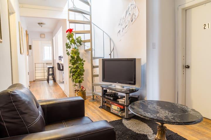 The 3707 suite 25 - Montréal - House