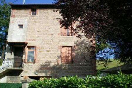 Maison en pierre, 7 personnes - Sorbiers - 独立屋