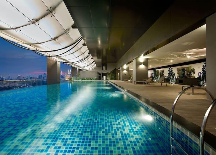 High Floor M City Suites, Fantastic Facilities, Parking
