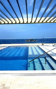 Amazing New Ocean view + Infinity Pool apartment - Santa Marta