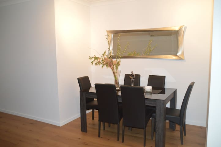 Beautifully presented apartment