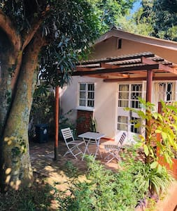 Cozy Pavilion with Garden in Kampala