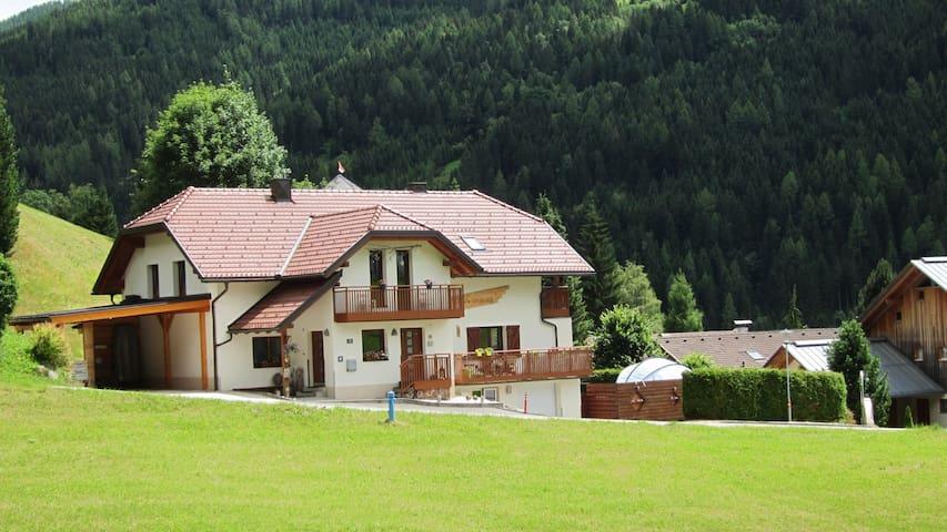 Haus Zirkids, Bad Kleinkirchheim