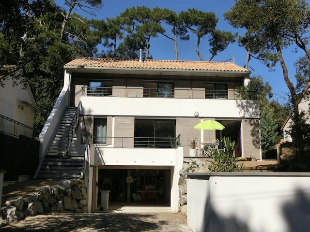 Partie de villa indépendante 300m de la plage - Saint-Brevin-les-Pins - Wohnung