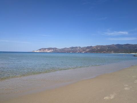 casa Sud Sardegna, Sulcis Iglesiente, Beach-nature
