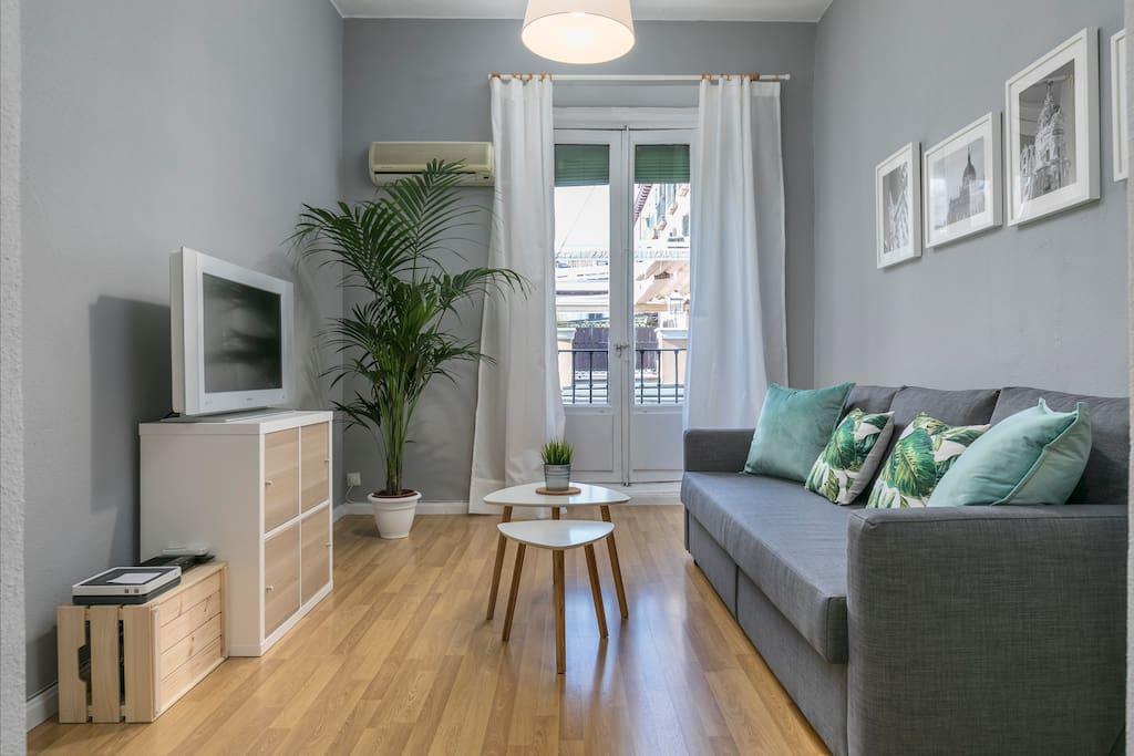 Salón comedor | Living Room