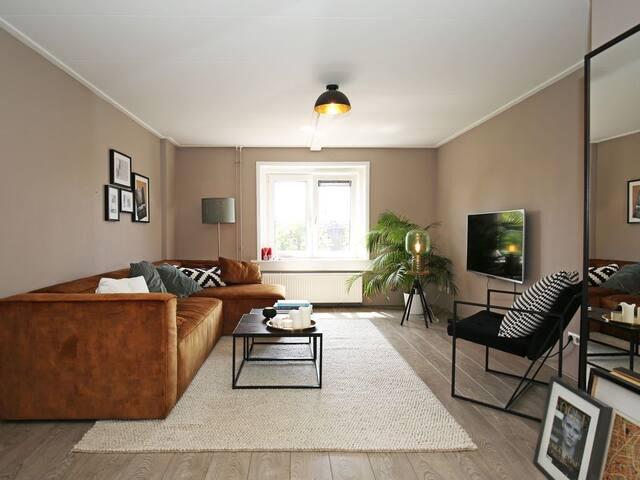 Spacious chique cosy warm apartment (no party)