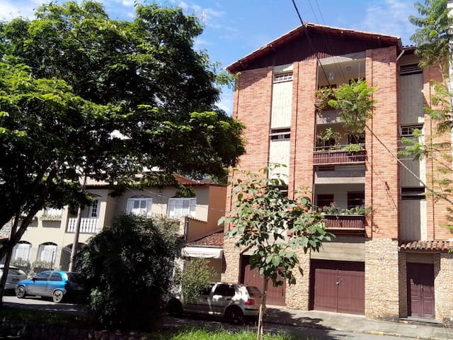 Apartamento aconchegante - São João Del Rei - Daire