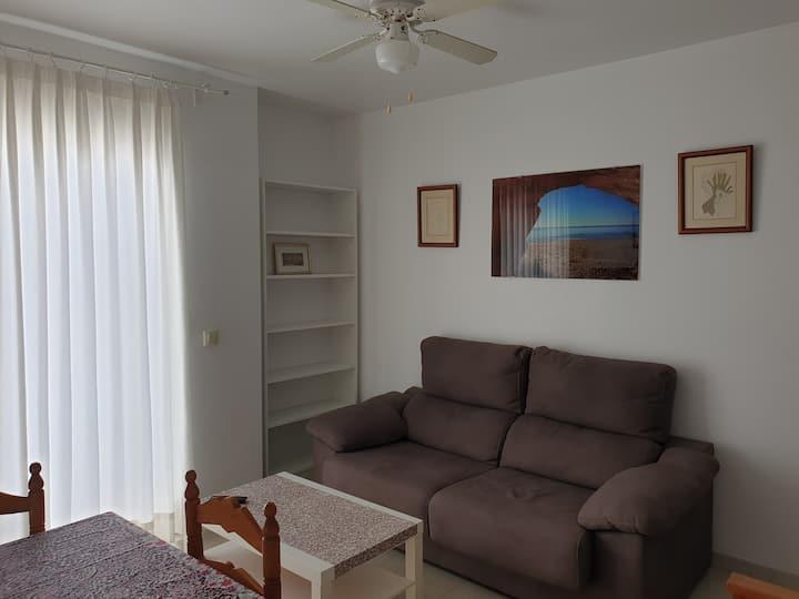 Apartamento Centrico, con mucha luz y cerca Playa.