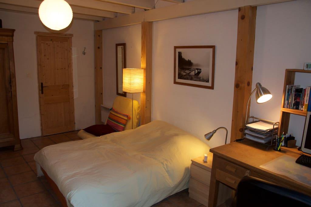 Chambre vue 1