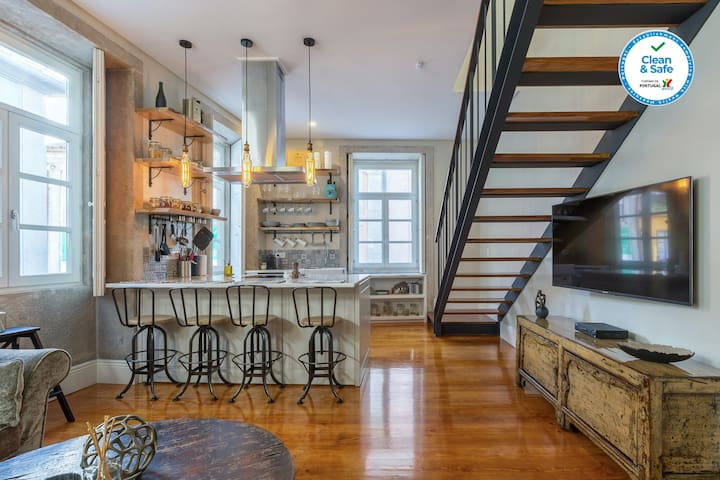 Elegant 2BR in great location w/ style and comfort