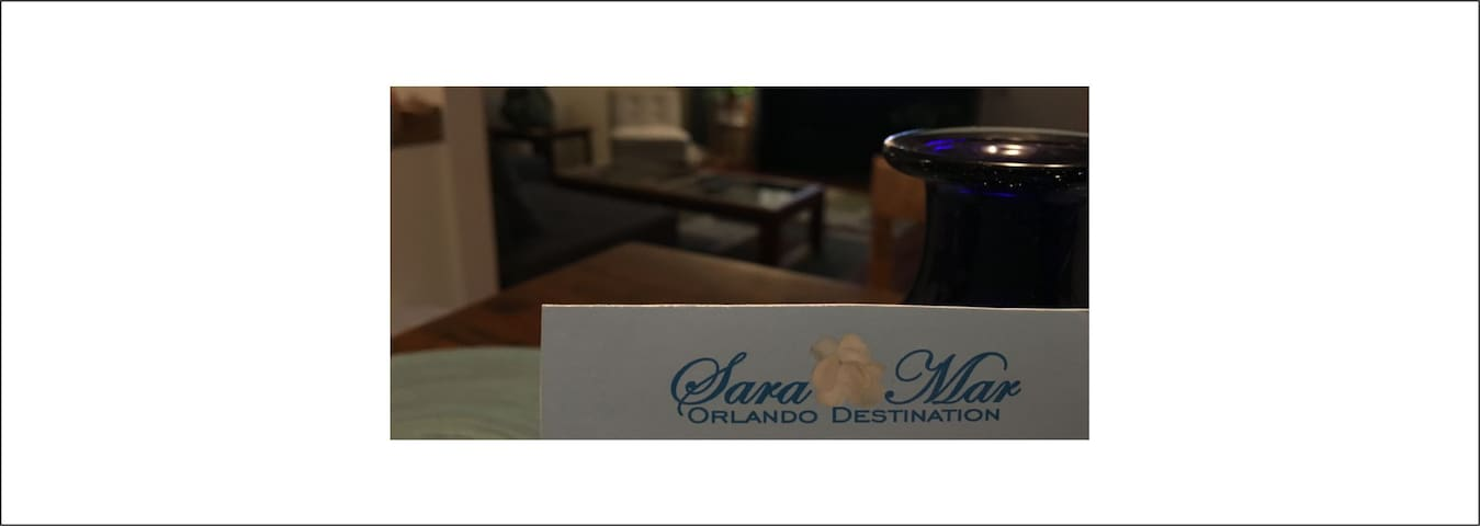 Orlando Desination -- SaraMar