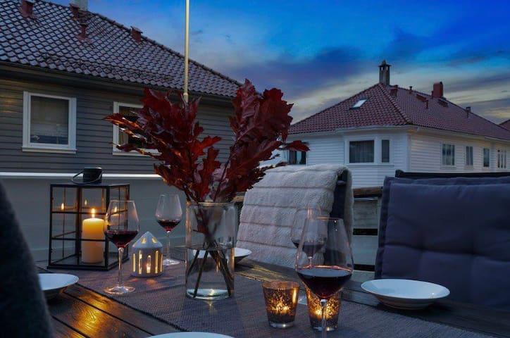 Modern apartment close to Bergen city center!