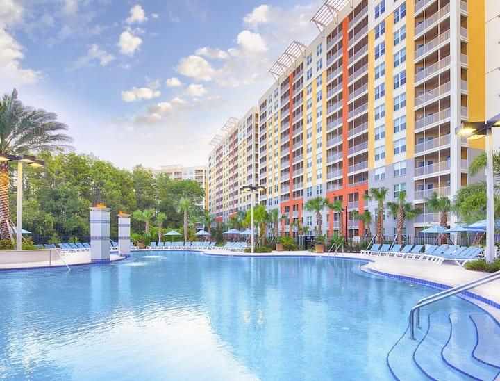 Affordable Vacation Resort 1B/4p @ DisneyWorld