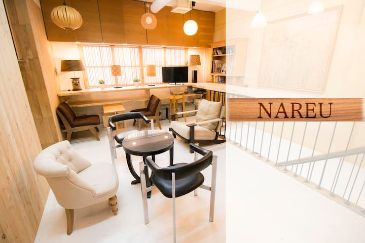 Guest House-NAREU-③Shibuya,Shinagawa,etc
