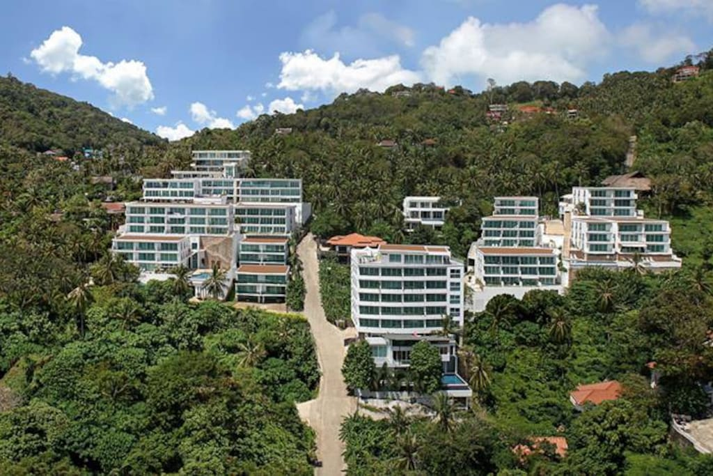 Kata ocean view residence