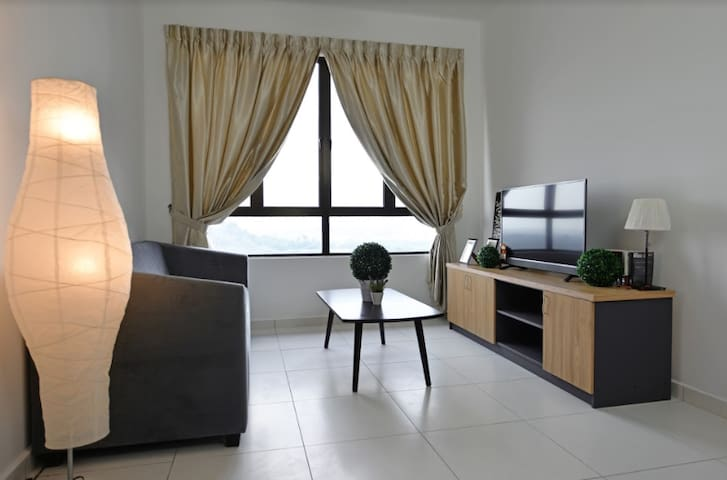 Homestay Malacca Ayer Keroh @ DELUXE 3BR Cozy Stay