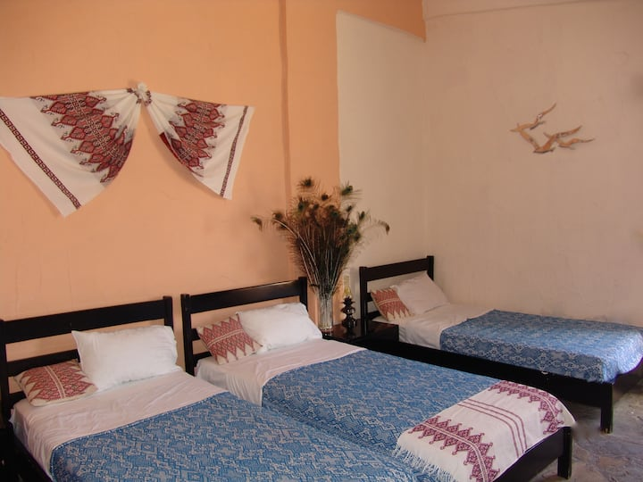 Arolithos Village-Family room-4beds