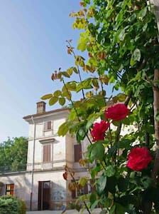A holiday in an historic mansion - Valenza - Villa