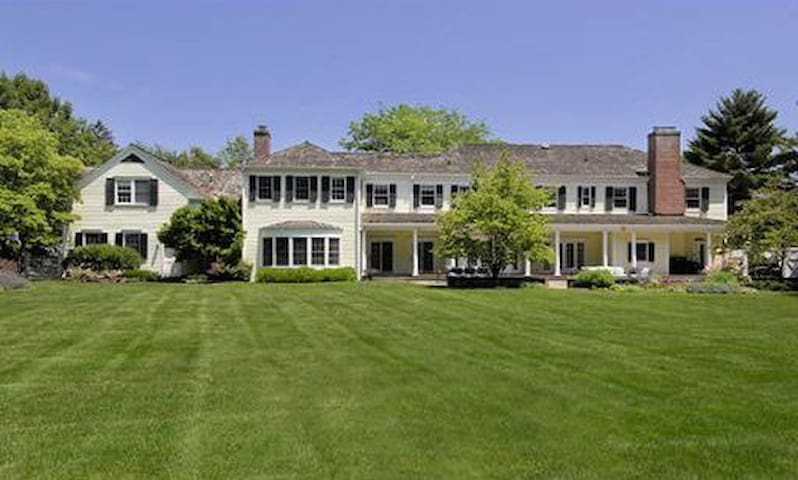 Gorgeous Surburb Home, 45 min to New York City - 格林威治(Greenwich)