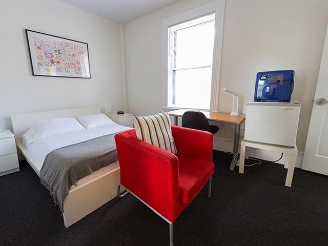 One Bedroom Short Walk to Harvard(RM10) - Cambridge - Hus