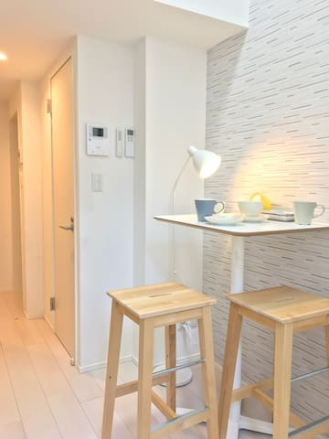 Mini Studio with loft, SKYTREE/Asakusa 10mins walk