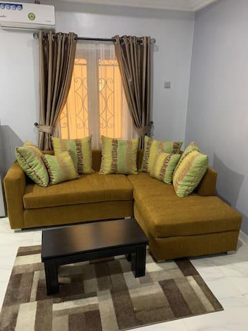 1 bedroom furnished apartment in Ikotun Lagos