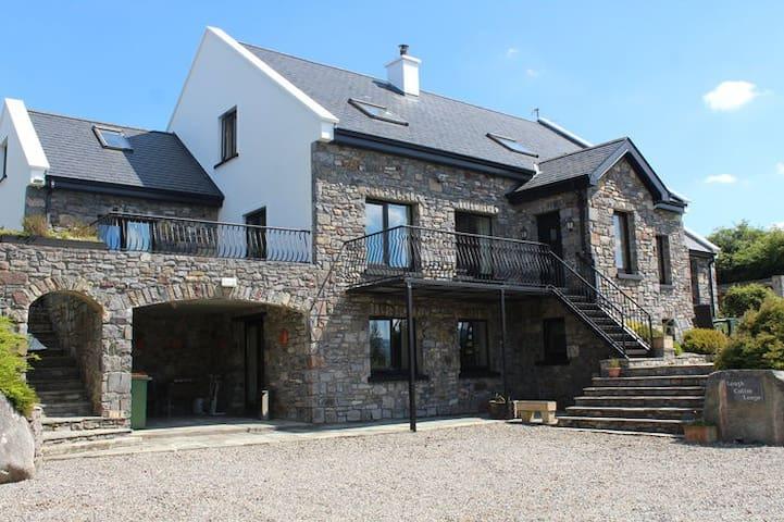 Lough Cullin Lodge - Basement Apartment