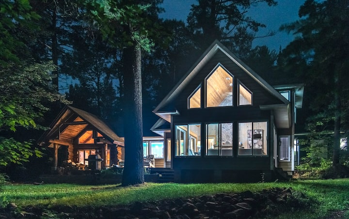 Whispering Pines Lodge