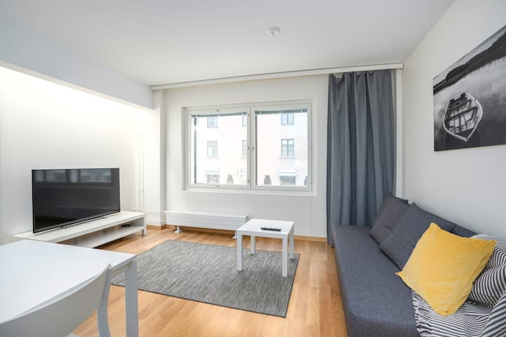 High-Class Apartment Next to Market Square (A13)