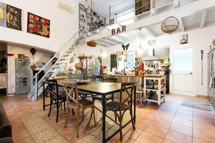 Chambres d'hôtes proche d'Ajaccio - Cauro - Bed & Breakfast
