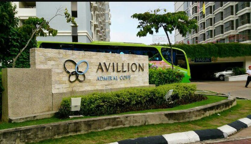 Avillion Admiral Cove  Resorts Hotel - Port Dickson - Wohnung
