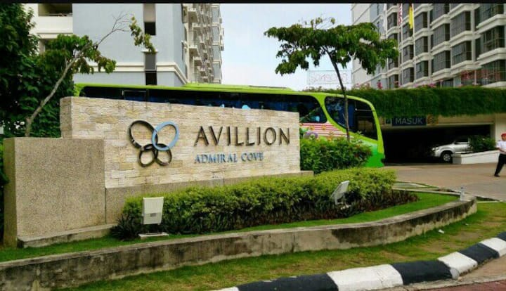 Port Dickson 4 ⭐  Resorts Hotel, ACC Vista Block