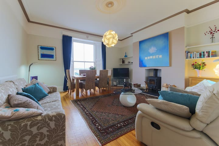 Panoramic views of Falmouth harbour - Falmouth - Flat