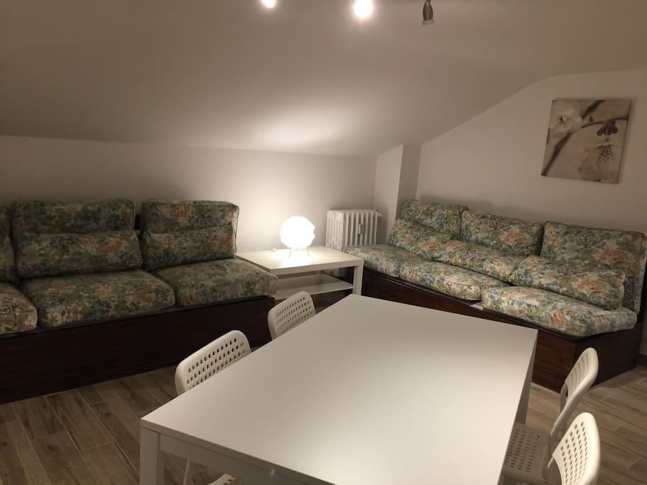 Panoramica living room