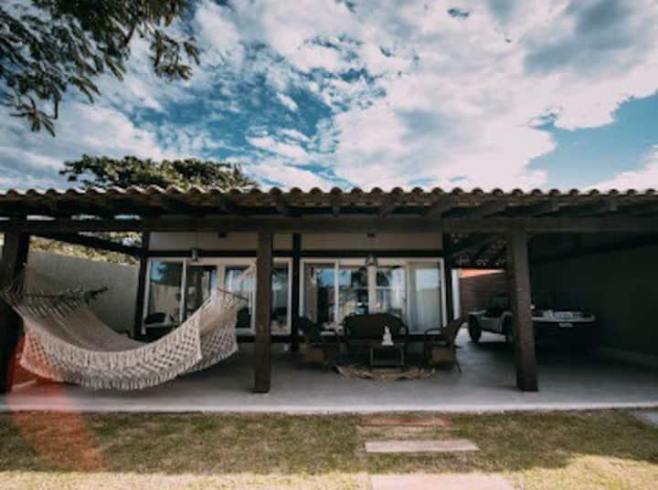 Excelente casa na Ponta da Areia