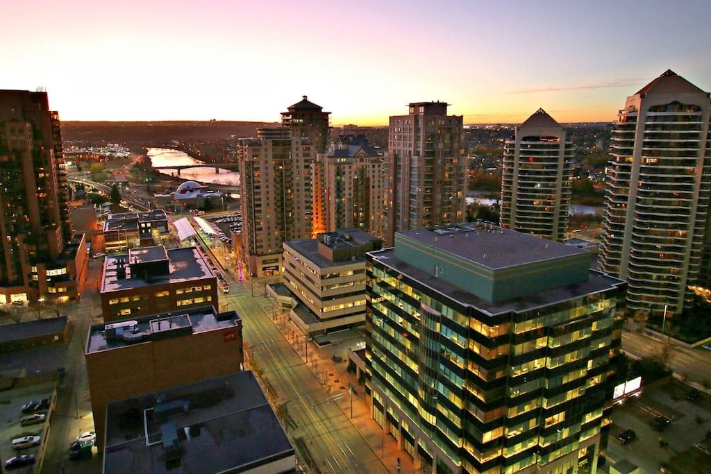 Calgary Downtown Room Rent