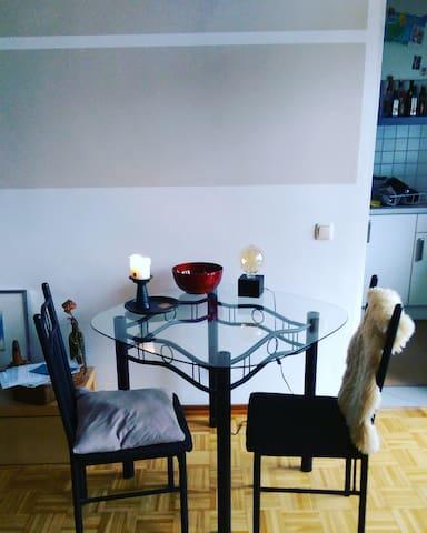 Fast am Elbstrand - Hamburg - Apartment