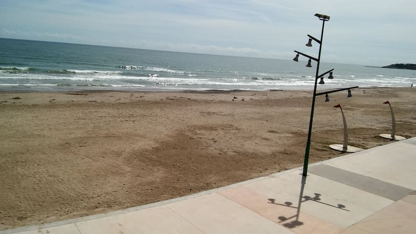 (207) Sea view, PortAventura, Ferrari Land, Beach - Platja de la Pineda - Apartamento
